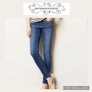 Pilcro Anthropologie Parallel jeans